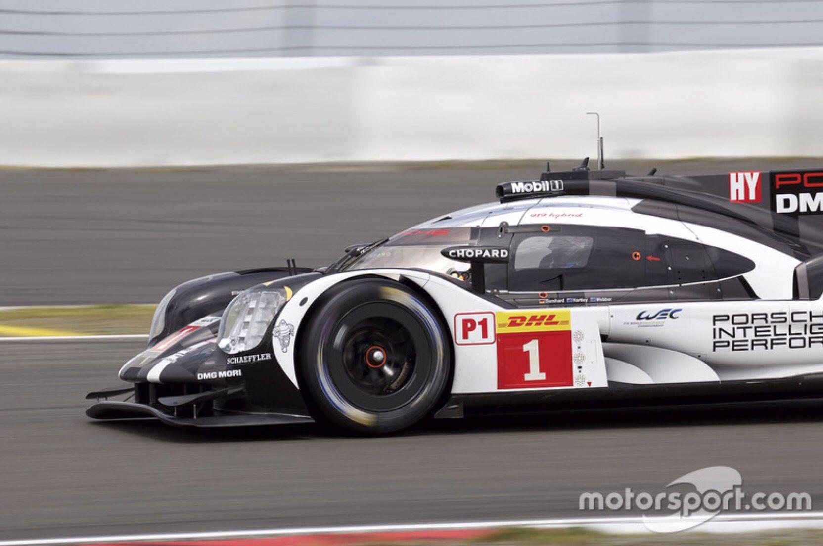 Nurburgring aero