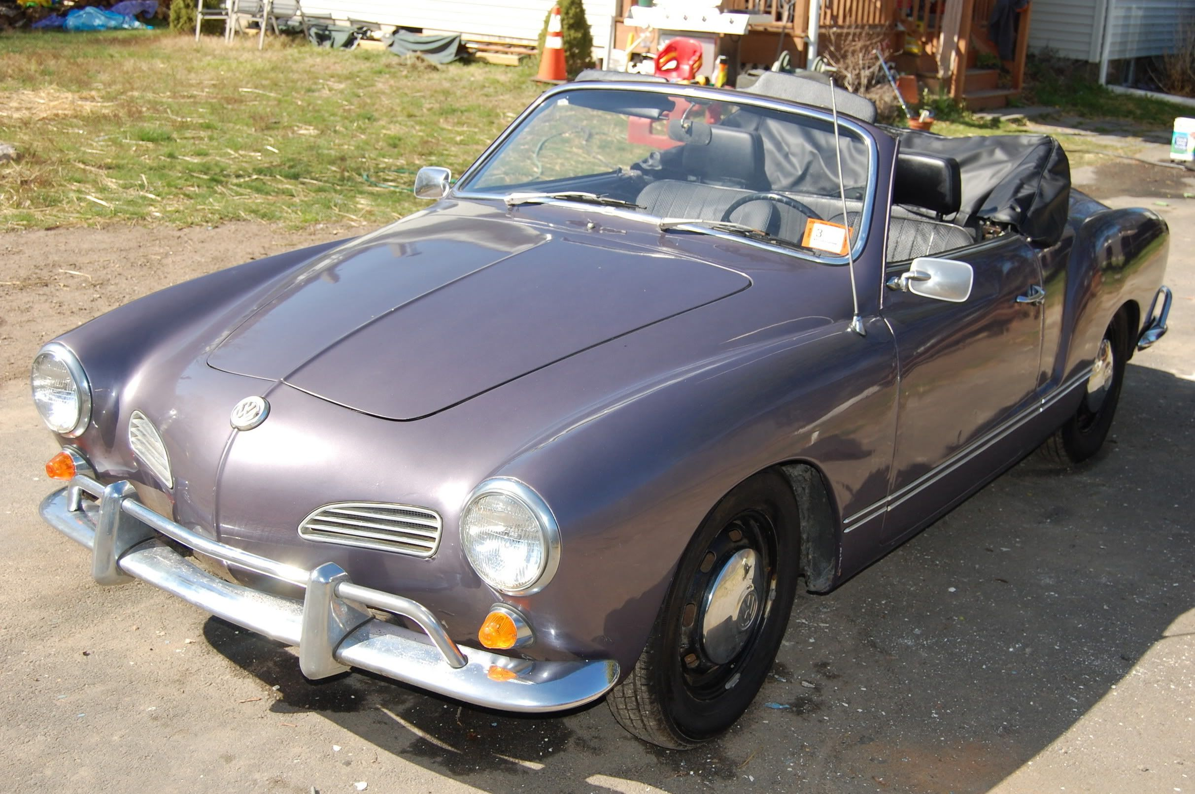 convertible htm c volkswagen l ghia for sale karmann
