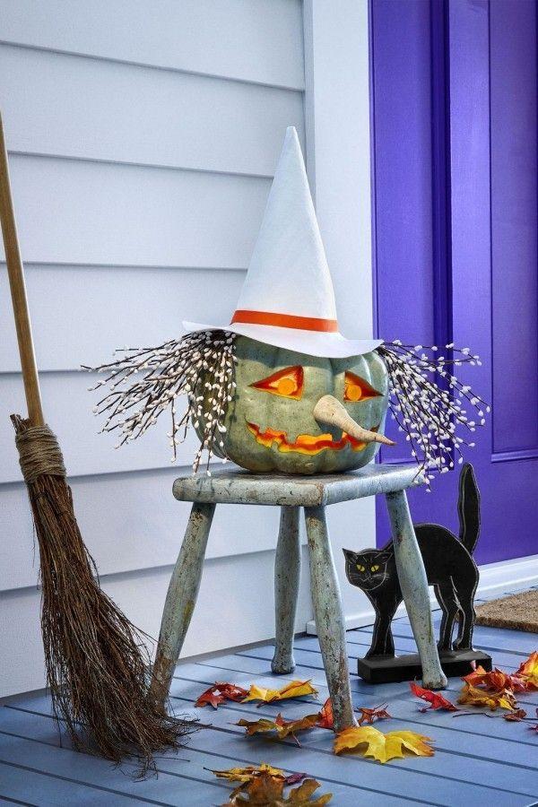 halloween k rbisse schnitzen und dekorieren ber 60. Black Bedroom Furniture Sets. Home Design Ideas