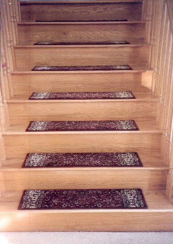Charmant Carpet Stair Treads   Custom Pies   Hall Runners