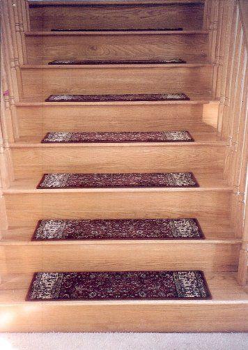 Bon Carpet Stair Treads   Custom Pies   Hall Runners