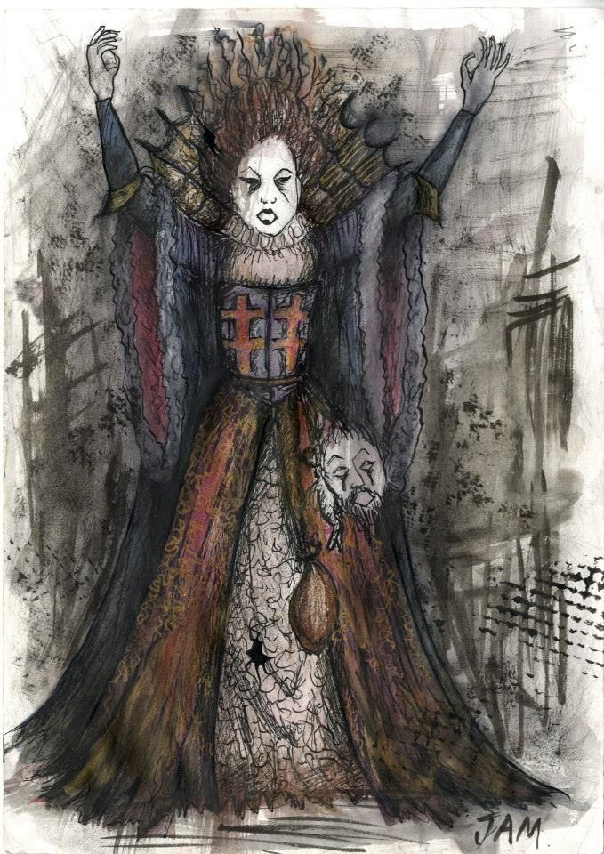 lady macbeth and the witches the responsible for the murders in the play macbeth Overall, many factors are responsible for the downfall of macbeth but undoubtedly the main one is himself and his ambition among the other factors, though, are lady macbeth, the witches and the three murderers.