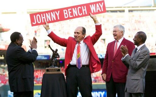 Johnny Bench Way