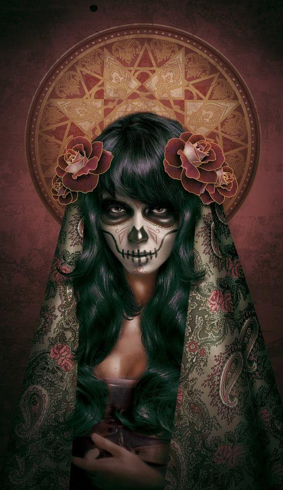 LADY DEATH by TomeIlustration.deviantart.com on @deviantART