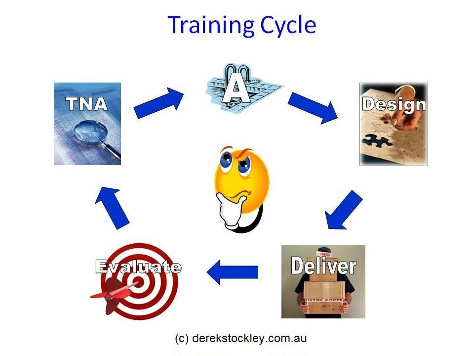 Training Needs Analysis  Derek Stockley  Tna