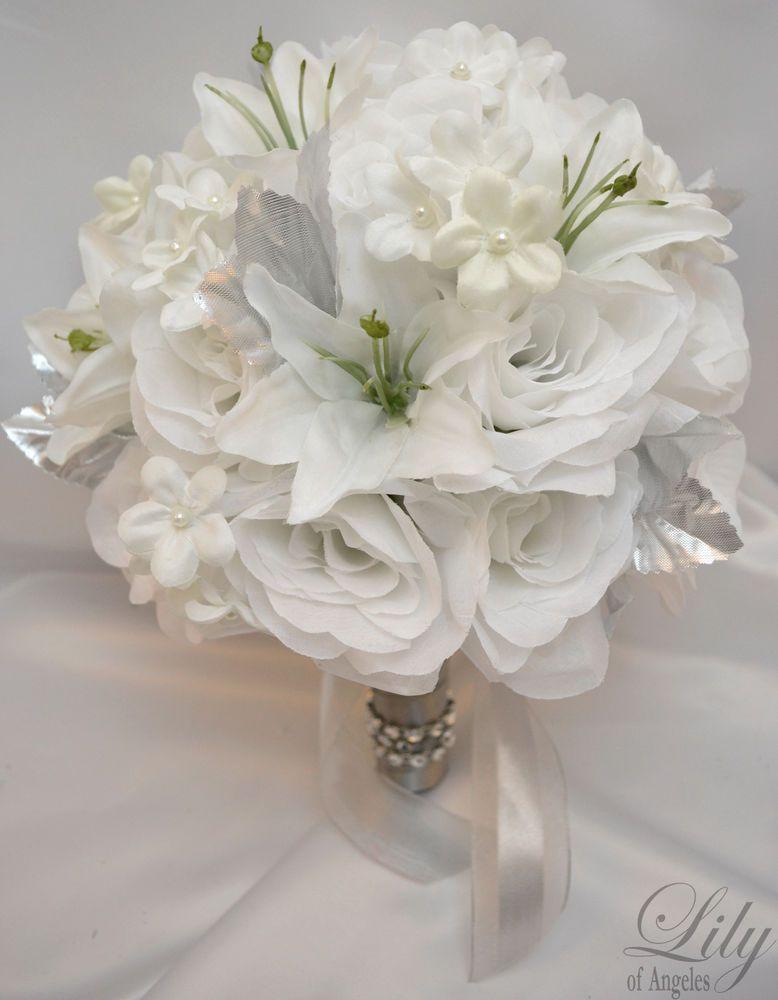 Joking Hazard | Silk flowers, Bridal bouquets and Winter weddings