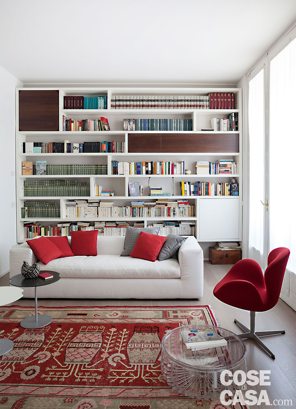 50 mq: una casa open space per avere più luce. Guarda i ...