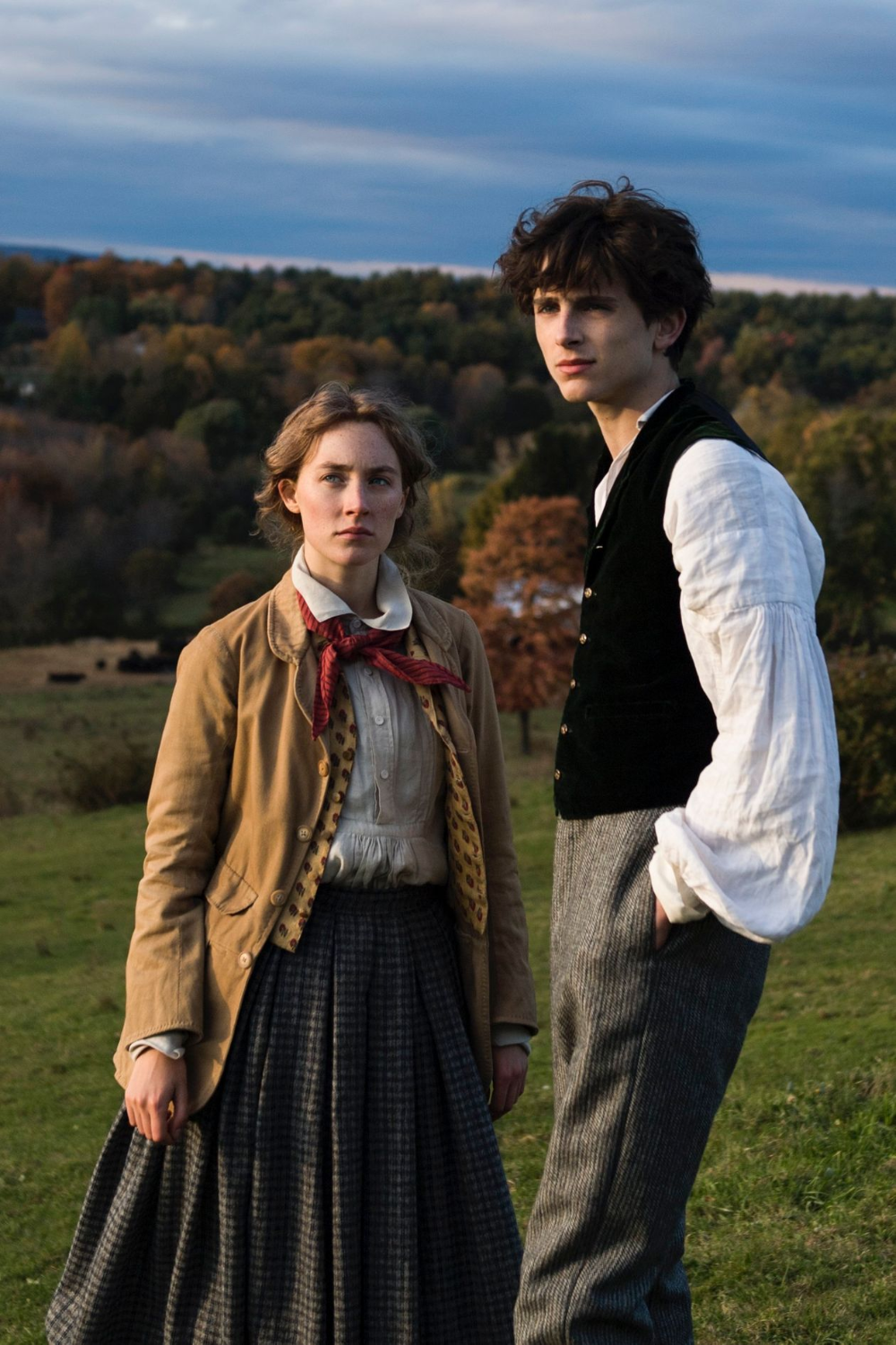 The New 'Little Women' Will Make You Want to Wear 1860s Fashion