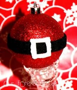 christmas foam ball ornaments crafts - - Yahoo Image Search Results
