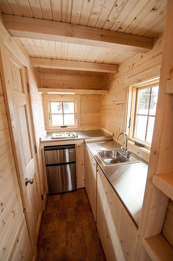 Tumbleweed Always Makes The Nicest Tiny Houses They Re One Of More Expensive Options Out There But You Can See Why This Fencl House Was