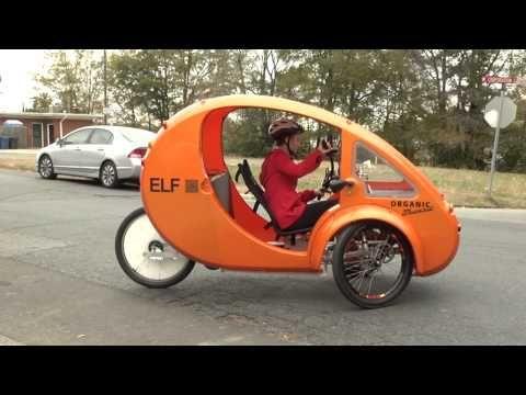 Organic Transit The Rise Of The Elf Youtube Elf The Elf Ebike