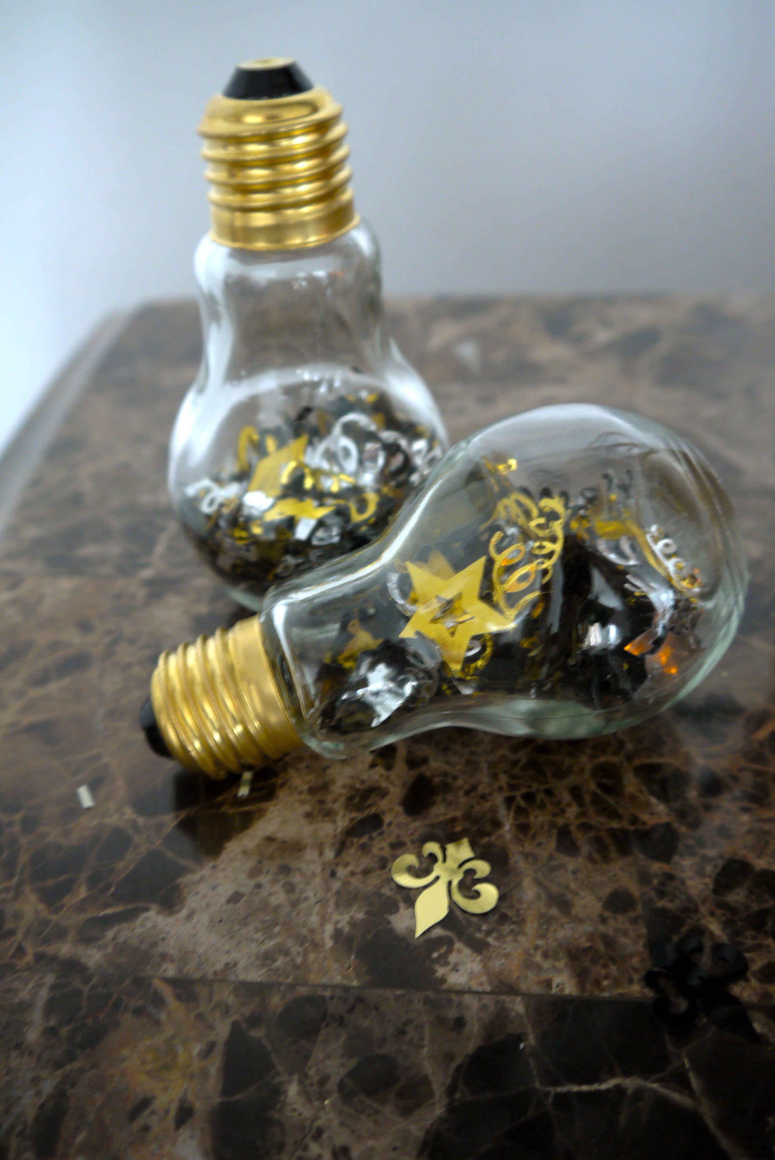 Pin By Krystal Hicks On Graduation Graduation Decorations Light Bulb Jar Graduation Center Pieces