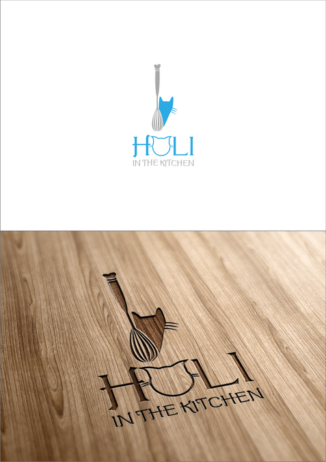 Create A Classy Logo For Kitchen Tools Holi The Cat In The Kitchen