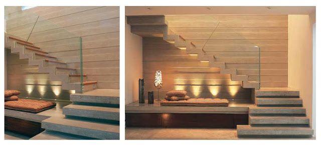 Casa de Papel: Escadas pra que te quero