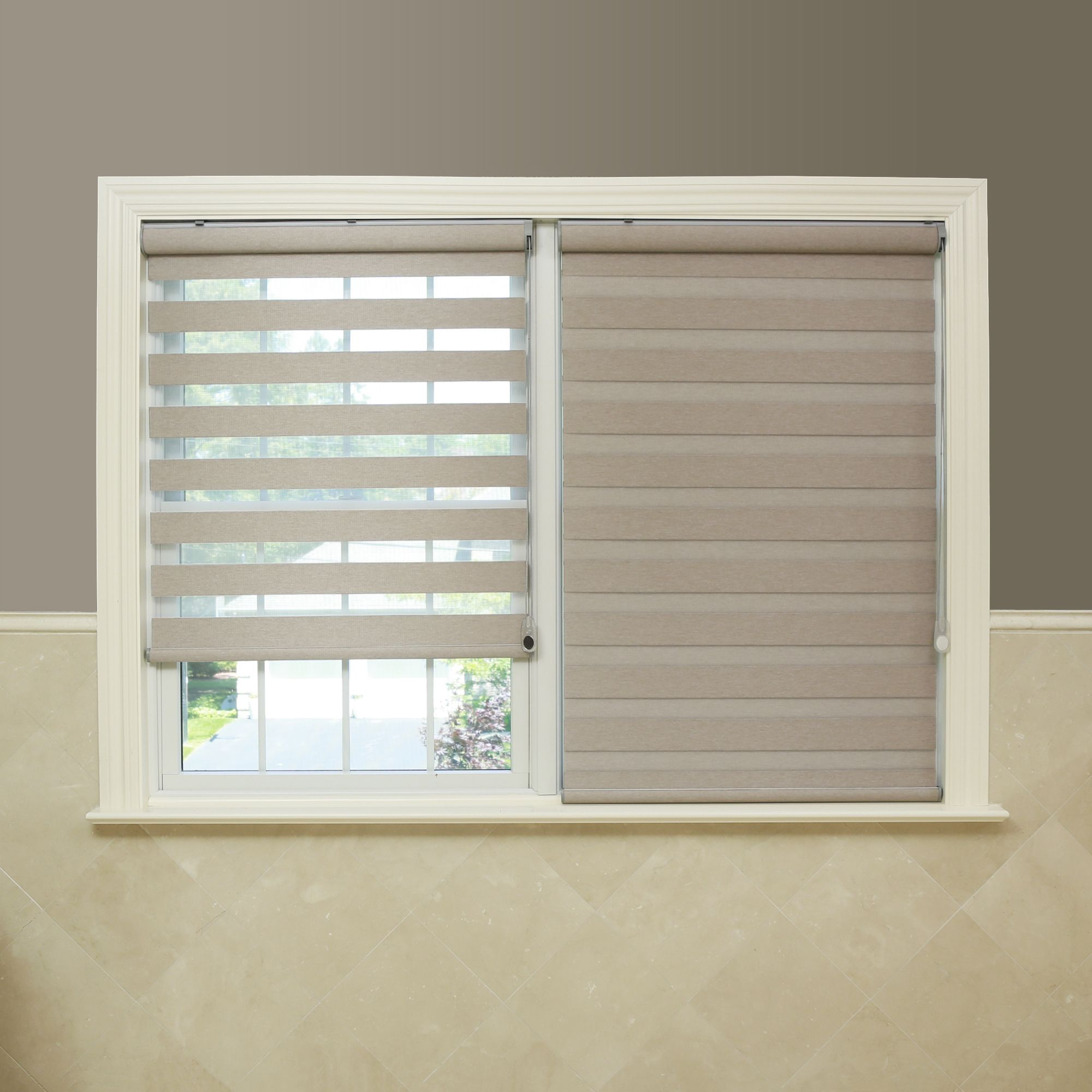 how to clean fabric window shades
