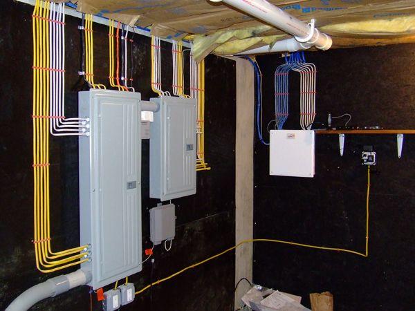 Structured Wiring | home automation | Pinterest | Netzwerk, Rund ums ...
