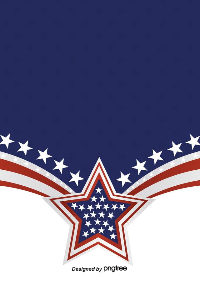 Background Of Star Retro Stripe Blue American Flag In 2020 American Flag Images Flag Background Blue Stripes