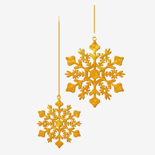 Hand Painted Snow Flakes Golden Snow Flake Ornament Illustration Golden Snowflake Christmas Gold Flakes Png And Psd Gold Christmas Gold Flakes Hand Painted