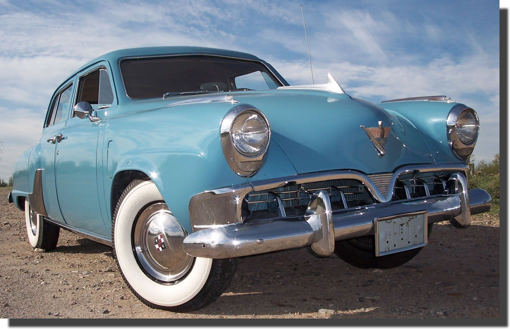 1952 Studebaker Studebaker Classic Cars Usa Chrysler Cars