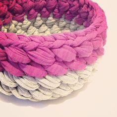 Haciendo ojo | Knitting Blog