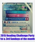 link party for those following the 2015 reading challenge
