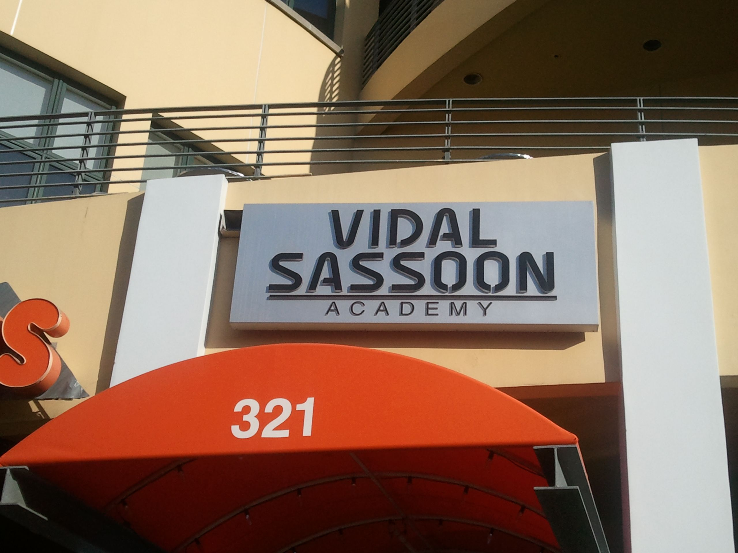 Vidal Sassoon Academy Santa Monica In One Week I Ll Be