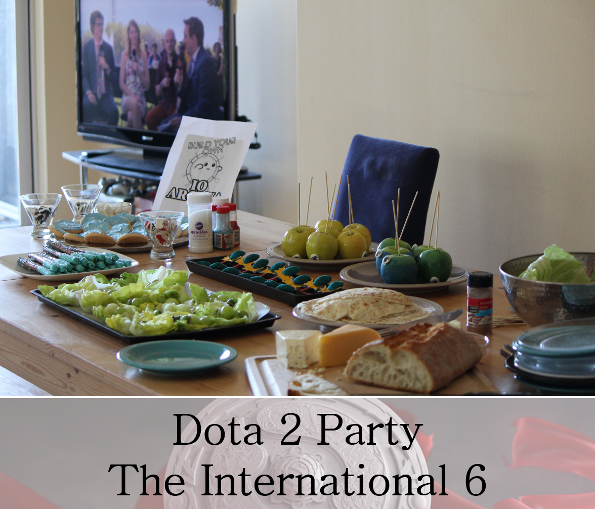 Pictures of International Food Ideas For Party