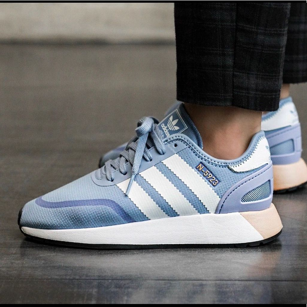 Adidas Blue Sneakers | Adidas outfit
