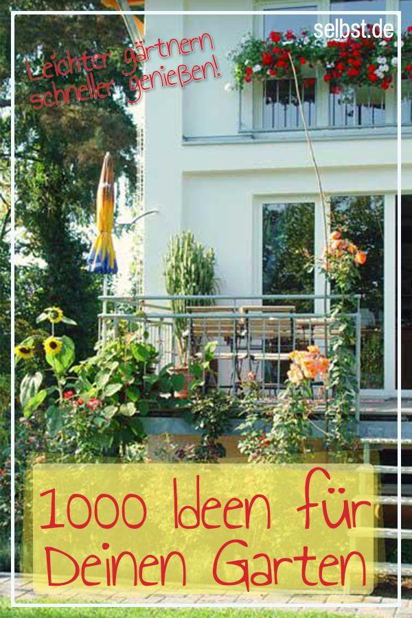 Photo of Gartenideen | selbst.de