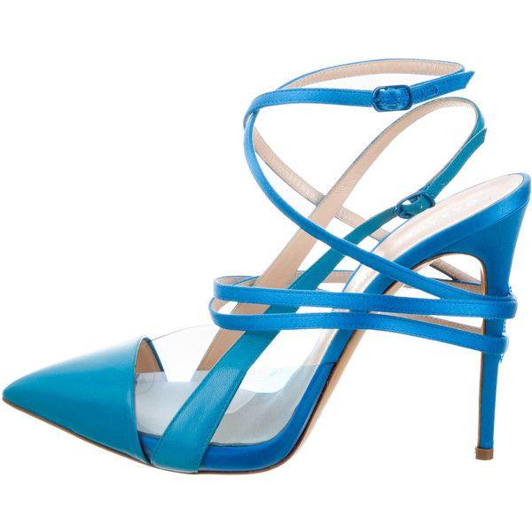 Pre-owned - Leather heels Prabal Gurung ow4xCa