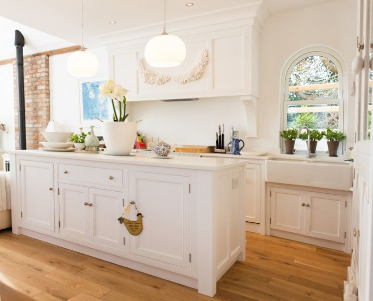 inframe kitchen kitchen ideas travel in france new builds county cork white quartz build house traditional kitchens canopy