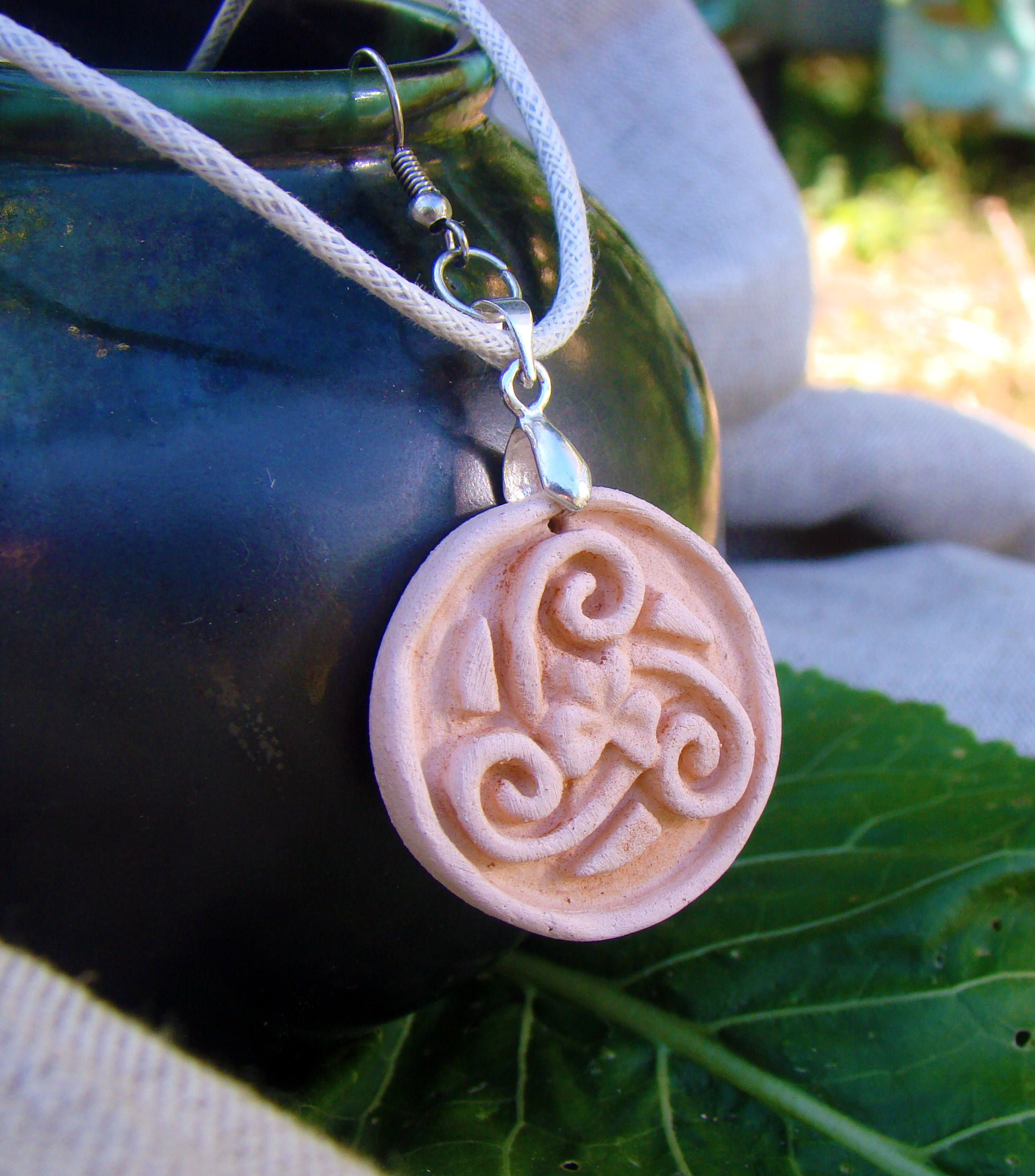 silver product with triskele sterling large pendant gold plated design in celtic shop