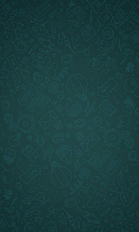 WhatsApp+Background iPhone backgrounds Pinterest