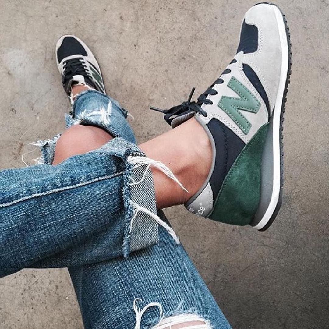 Sneakers femme New Balance (©sincerelyjules) | ✖ShoeS✖ | Baskets