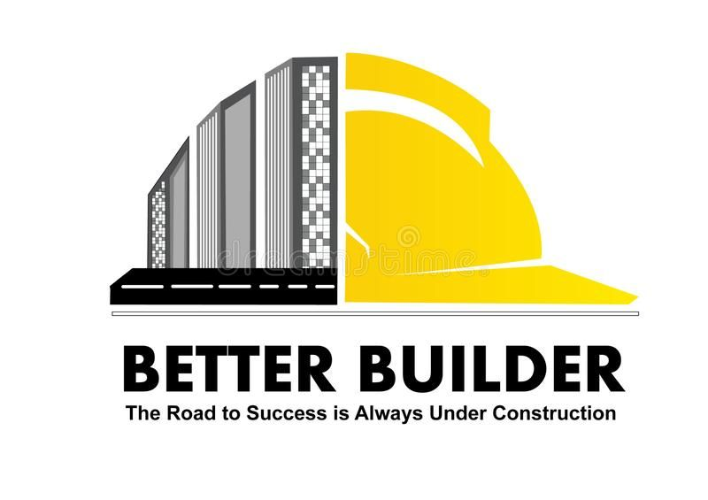 Logo Design For A Construction Company Vector Image Illustration About Architecture Construction Logo Design Corporate Logo Design Construction Company Logo