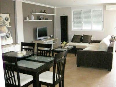 buenos ejemplos de como decorar una sala pequea decorating tipsideas paradining tablehome decordining roomsmall