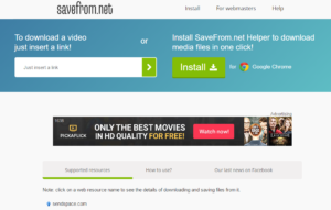 Online Video Downloader How to