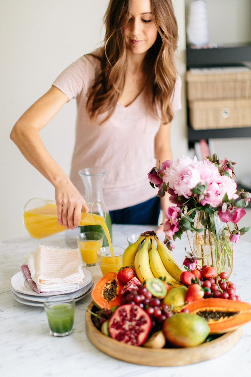 How Different Foods (Really) Affect Your Skin - Camille Styles