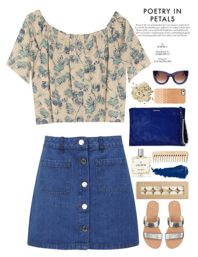 """""""Petals"""" by mplusk ❤ liked on Polyvore"""