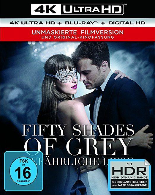 Fifty Shades Of Grey ähnliche Bücher
