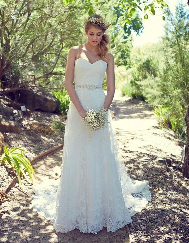 Great Wedding Dresses For Garden Weddings