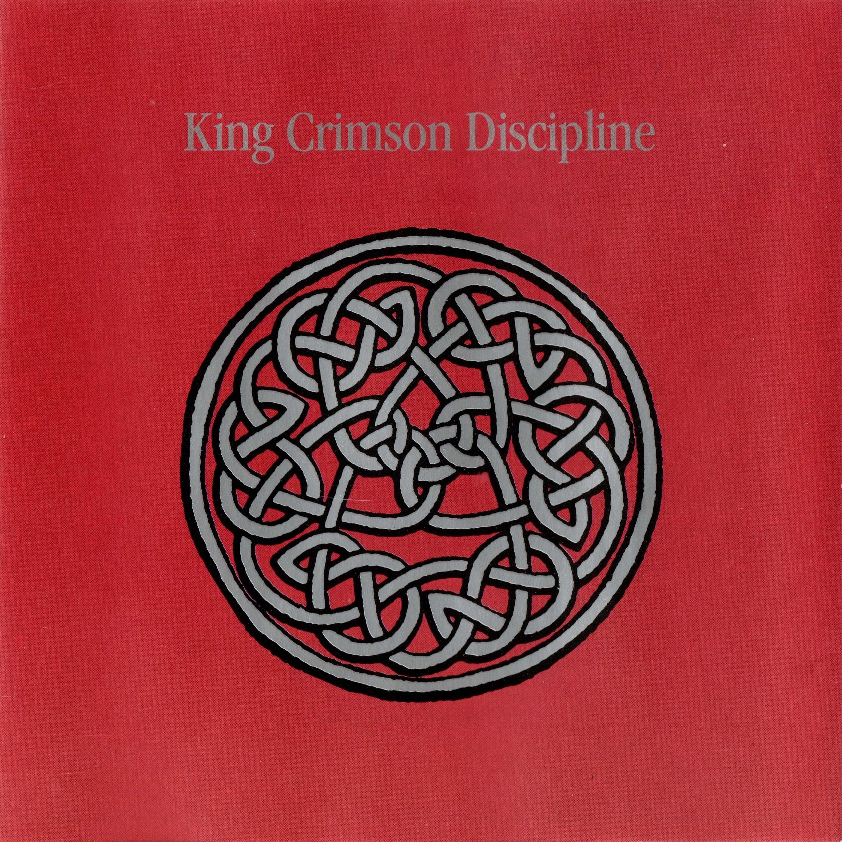 King Crimson Discipline King Crimson Rock Album Covers Progressive Rock