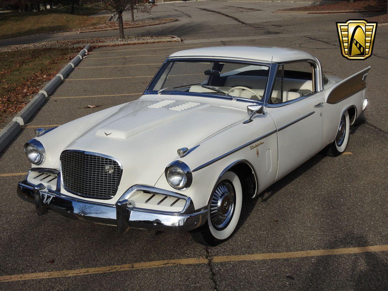 1957 Studebaker Golden Hawk For Sale Allcollectorcars Com Studebaker Classic Cars Classic Cars Trucks