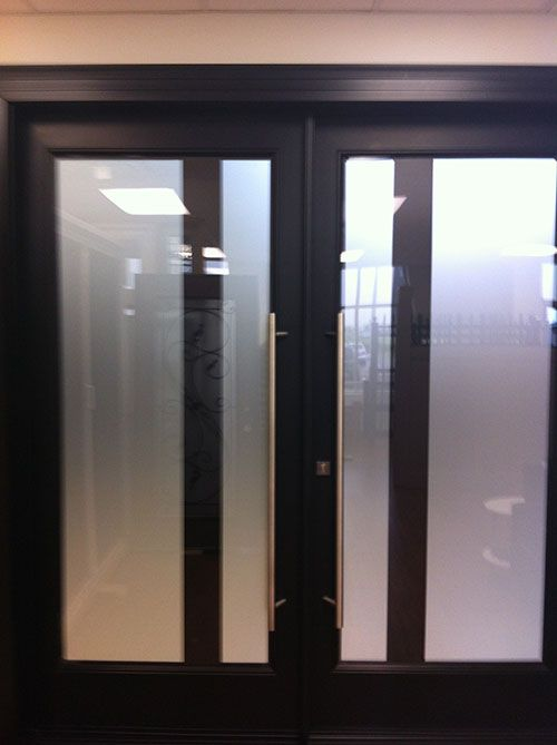 modern-fiberglass-entrance-double-doors-with-frosted-glass_0 ...