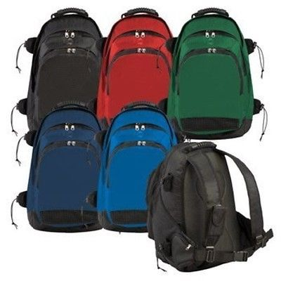 Equipment Bags 159153: Champion Sports Deluxe All Purpose Backpack Bp802rd Backpack 13 X 20 X 10 New -> BUY IT NOW ONLY: $48.5 on eBay!