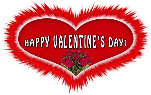 Free Valentine Gifs Valentine Animations Clipart Animated Valentines Happy Valentines Day Animated Clipart