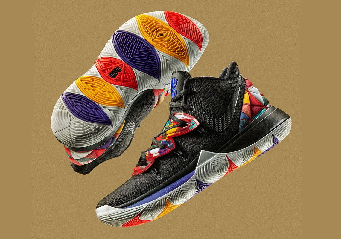 Nike Kyrie 5 Chinese New Year  thatdope  sneakers  luxury  dope  fashion   trending ffb44ecc5038