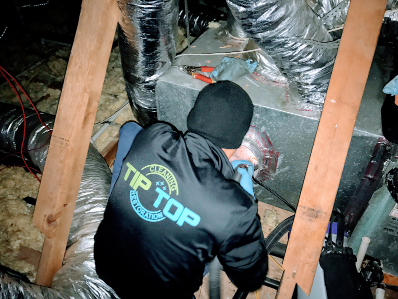 TIP TOP Air Duct Cleaning Houston — Google Local