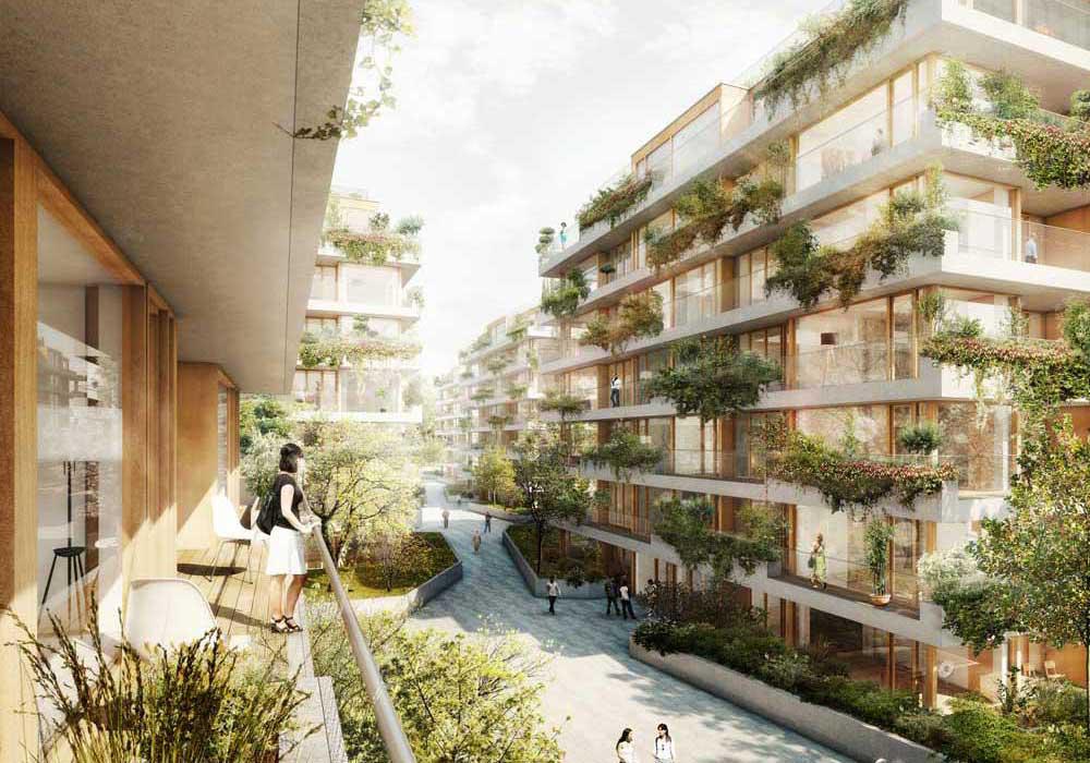 Eigentumswohnung Berlin Pankow neubau tipp berlin th62 neue gartenstadt neubau 200
