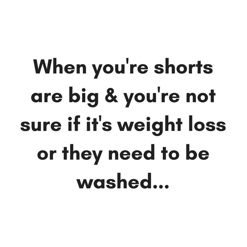 Ha! Love this quote from a Detox Challenge group member! . #weighloss #fatloss #detoxproblems #detox #nancyandersonfit #summerbody